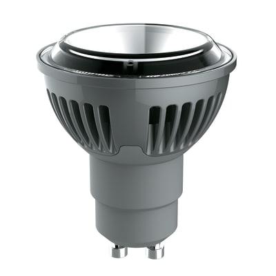 Lampadina LED Lexman GU10 =50W luce calda 100°
