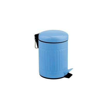Pattumiera azzurro 3 L