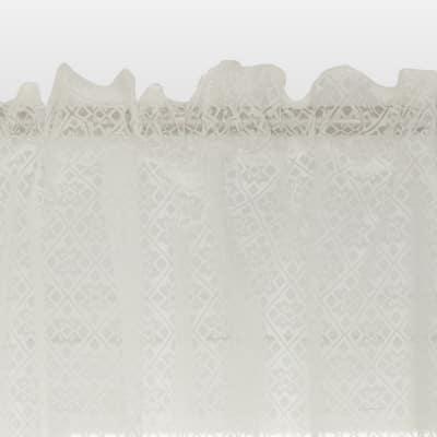 Tenda Casablanca bianco 140 x 290 cm