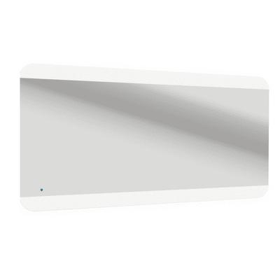 Specchio retroilluminato Sabbiato 136 x 70 cm