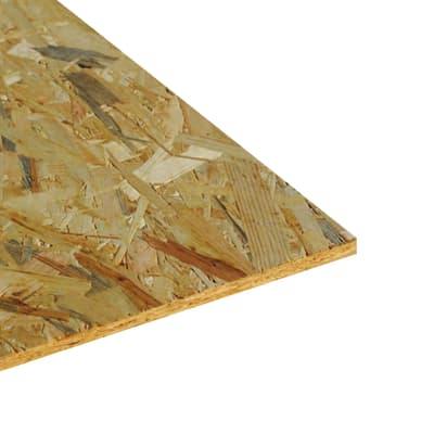Pannello osb 3 18 mm al taglio prezzi e offerte online for Taglio plexiglass leroy merlin