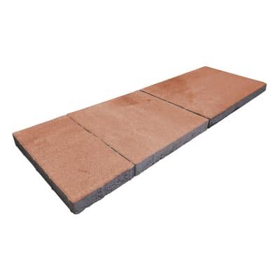 Lastra 40 x 120 cm Multiformato malcesine sandstone bancale da 7.68 mq, spessore 4,8 cm