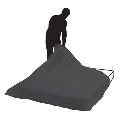 Protezione materasso L 160 x H 230 x P  22 cm
