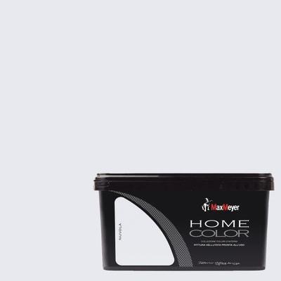 Idropittura lavabile Home Color nuvola 2,5 L Max Meyer