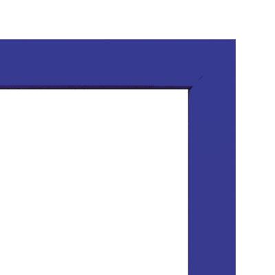 Cornice Easy blu 30 x 40 cm