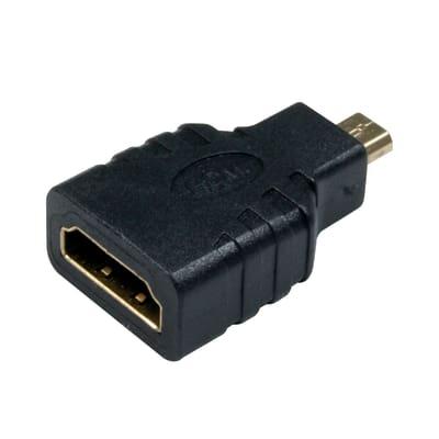 Adattatore HDMI femmina a micro HDMI maschio HDMI M/F