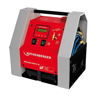 Pompa per il vuoto Rothenberger Ro-klima multi 4F