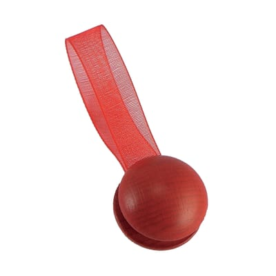Calamita con laccio Miniplay rosso