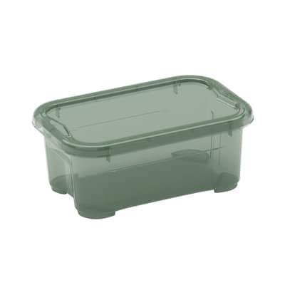 Scatola T Box Mini L 17,5 x P 11,5 x H 7 cm verde