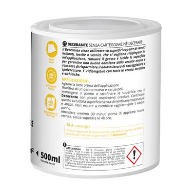 Detergente Decerante 0,5 L