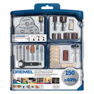 Set accessori miniutensili Dremel 724