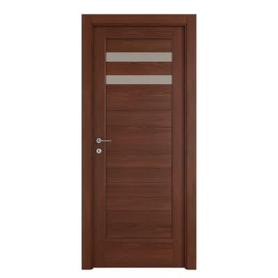 Porta da interno battente Malawi 2 60 x H 210 cm dx