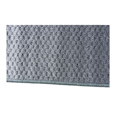 Tappetino cucina antiscivolo Alice grigio 50 x 80 cm