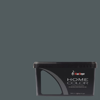 Idropittura lavabile Home Color smoky 2,5 L Max Meyer