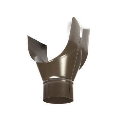 Giunto con scarico in metallo