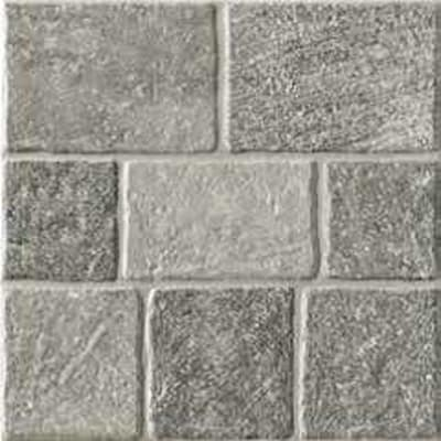 Piastrella Pavè 33,5 x 33,5 cm grigio