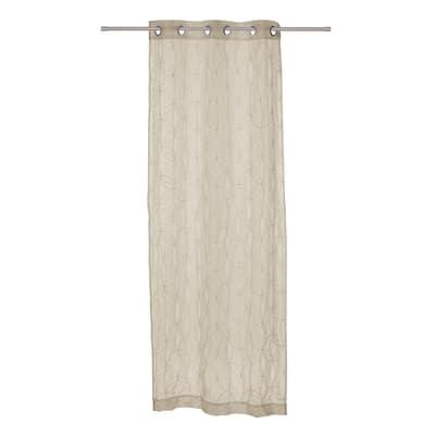 Tenda Abela tortora 140 x 280 cm