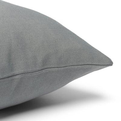 Fodera per cuscino Inspire Elema grigio 30 x 50 cm