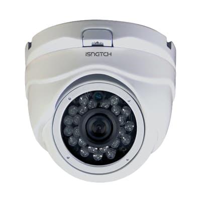 Telecamera con fili da esterno/interno fissa con visione notturna Isnatch 67378043