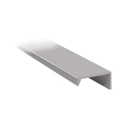 Maniglia per mobili argento