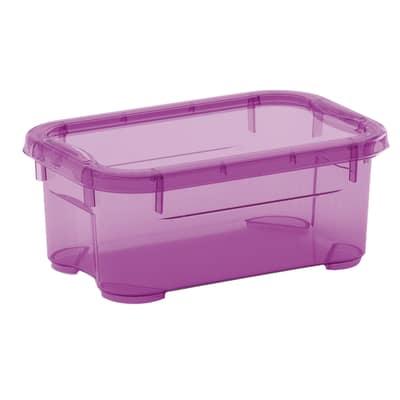 Scatola T Box Mini L 17,5 x P 11,5 x H 7 cm fucsia