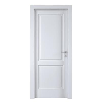 Porta da interno battente Dubhe bianco 80 x H 210 cm sx