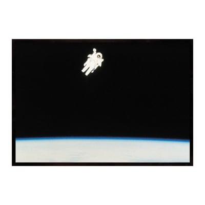 Stampa incorniciata Astronave 50 x 70 cm