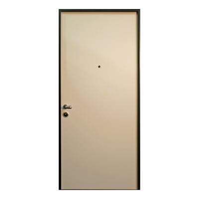 Porta blindata Confort bianco L 80 x H 210 cm sx