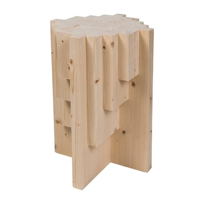 Base tavolo Multis legno Ø 30 x H 43 cm