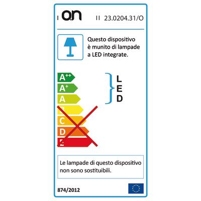 Kit striscia LED non estensibile luce naturale m4