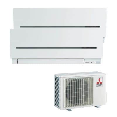 Climatizzatore fisso inverter dualsplit Mitsubishi MXZ-2D52VA2 + MSZ-SF35 + MSZ-SF35 12000 + 12000 BTU classe A++