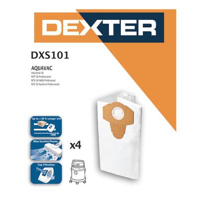 Sacchetto microfibra Dexter DXS 101 indicato per Dexter 30lt