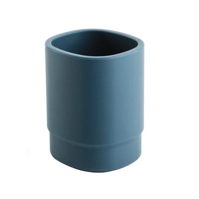 Bicchiere Step blu