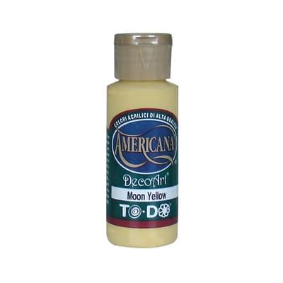 Acrilico arancione Americana satinato 59 ml