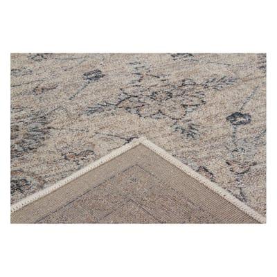 Tappeto Keysari 1 ecru 160 x 230 cm