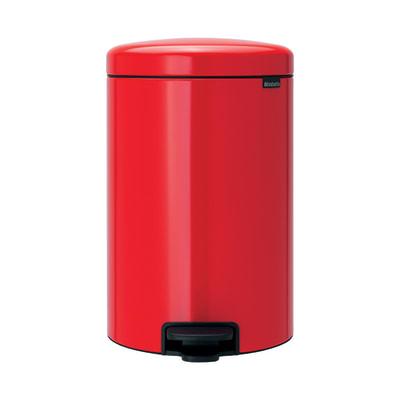 Pattumiera Pedal Bin New Icon 20 L rosso