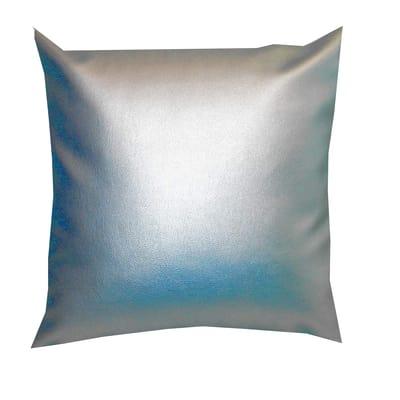 Cuscino Silvia argento 42 x 42 cm