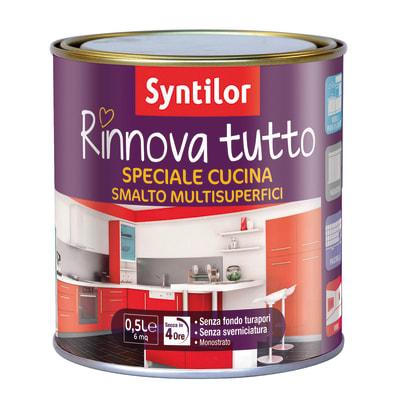 Smalto Rinnova tutto Syntilor Nero 0,5 L