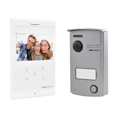 Videocitofono con fili SCS Sentinel VisioDoor 4.3