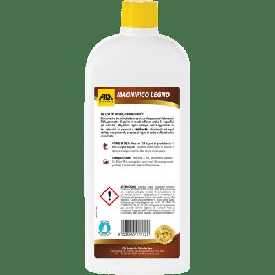 Detergente delicato Magnifico Legno 1000 ml