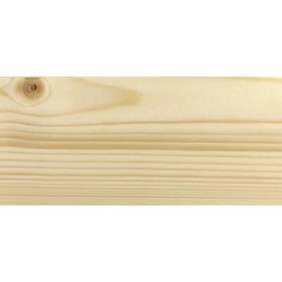 Coprifilo 5 pz abete grezzo naturale 10 x 70 x 2250 mm