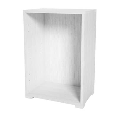 Struttura Spaceo bianco L 45 x P 30 x H 64 cm