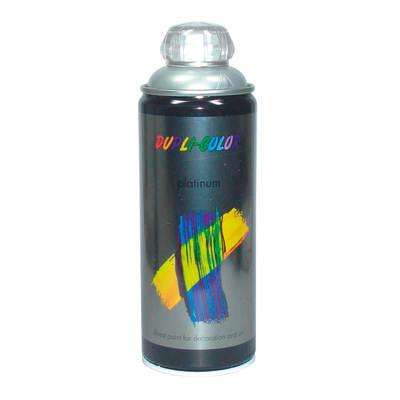 Smalto spray Platinum alluminio RAL 9006 satinato 400 ml