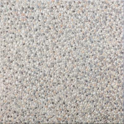 Piastrella Sassi 43 x 43 cm grigio