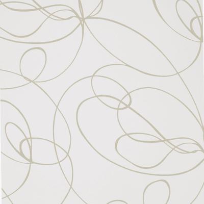 Tenda a pannello Zig zag bianco 60 x 300 cm