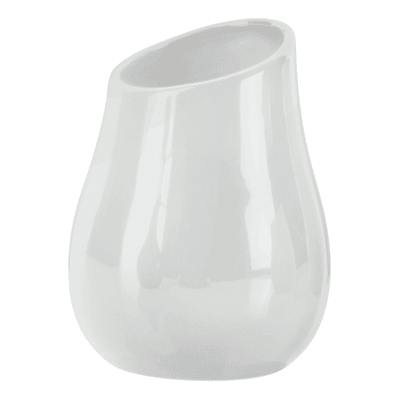 Porta spazzolini Azalea bianco