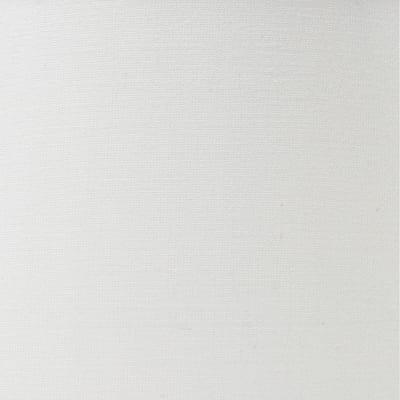 Paralume per lampada da tavolo personalizzabile Tronco cono ovale avorio
