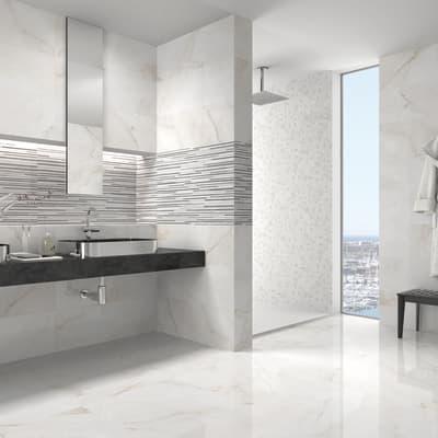 piastrella marmo 24 x 69 cm bianco prezzi e offerte online