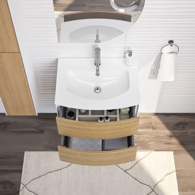 Mobile bagno Soho rovere L 60 cm