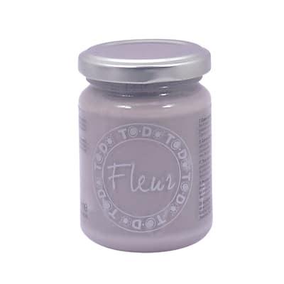 Colore acrilico marrone opaco 130 ml Fleur